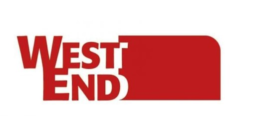 Westend parterünk logója