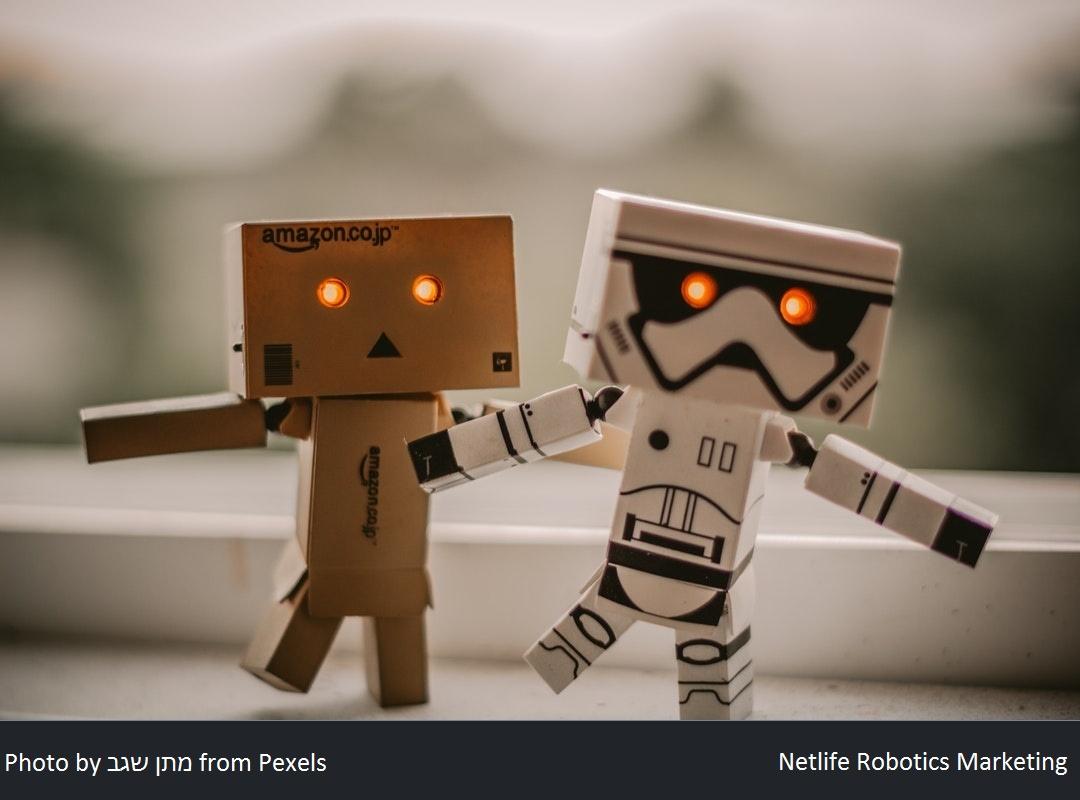 Robotika, robotok