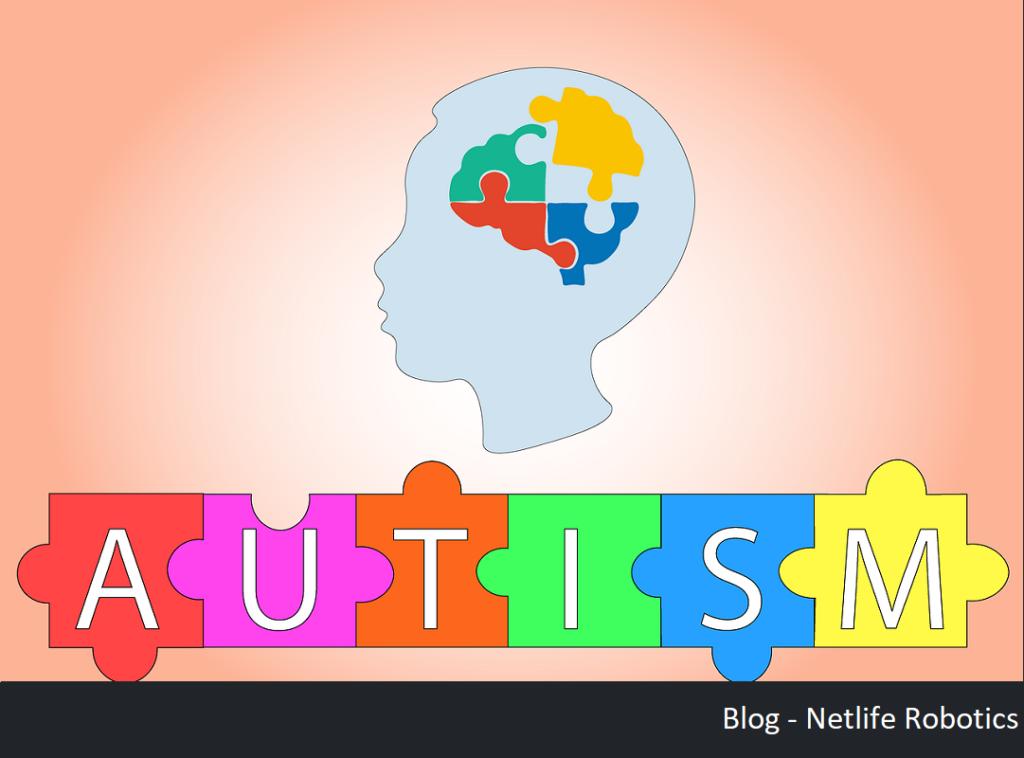 Humanoid robots help autistic children
